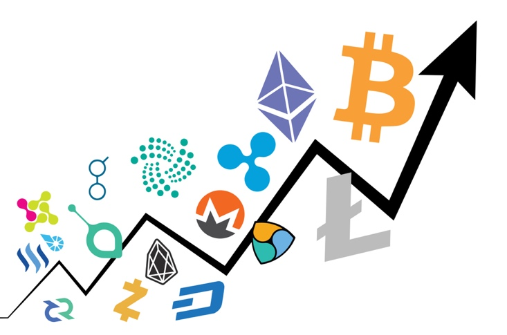 仮想通貨銘柄の画像